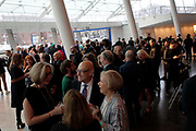 """April 3, 2017- Brooklyn, New York -United States: Audience during the The Seventh Annual Brooklyn Artists Ball honoring Alicia Keys and Kasseem """"Swiss Beatz"""" Dean held at the Brooklyn Museum on April 3, 2017 in Brooklyn, New York. The Brooklyn Artist Ball is the largest annual fundraising gala at the Brooklyn Museum, which celebrates Brooklyn's creative community and supports the institution's many programs. (Terrence Jennings/terrencejennings.com)"""