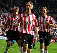 Fotball. Premier League. 05.10.2002.<br />