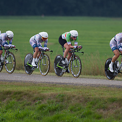 Boels Rental Ladiestour 2013 Team Time Trail Coevorden Argos-Shimano