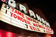 Shows at Granada theater
