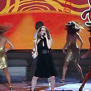 NLD/Hilversum/20080301 - Finale Idols 2008, optreden Nikkie