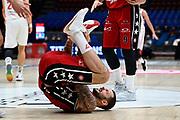 MicovVladimir of Olimpia Milano <br /> A X Armani Exchange Olimpia Milano - Allianz Pallacanestro Trieste <br /> Basket Serie A LBA 2020/2021<br /> Milano 31 January 2021<br /> Foto Mattia Ozbot / Ciamillo-Castoria