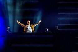22.08.2015, Schwarzl See, Unterpremstätten bei Graz, AUT, Lake Festival 2015, Tag vier, im Bild DJ David Guetta // DJ David Guetta during the Lake Festival 2015, 4th day, Schwarzl See, Unterpremstätten Graz, Austria on 2015/08/22, EXPA Pictures © 2015, PhotoCredit: EXPA/ Erwin Scheriau