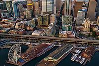 Great Wheel (Ferris Wheel) & Waterfront Piers