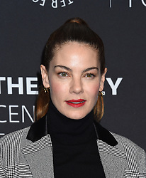 """Hugh Dancy, Michelle Monaghan, Jessica Goldberg, Aaron Paul and Emma Greenwell at Hulu's """"The Path"""" season 3 premiere presented by the Paley Center For Media on December 21, 2017 in Beverly Hills, CA. 21 Dec 2017 Pictured: Michelle Monaghan. Photo credit: Tammie Arroyo/AFF-USA.com / MEGA TheMegaAgency.com +1 888 505 6342"""