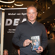 NLD/Scheveningen/20171107 - Boekpresentatie Deal, Dennis Bergkamp