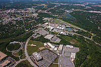 MSquare Office Park aerial photography in College Park MD by Jeffrey Sauers of Commercial Photographics