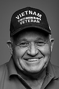 James D. Yockey<br /> Marine Corps<br /> Army<br /> Infantry<br /> Artillery<br /> 07/67-07/05<br /> Vietnam War<br /> OIF<br /> <br /> Veterans Portrait Project Photo by Stacy L. Pearsall