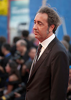 Paolo Sorrentino at the premiere of the film The Young Pope at the 73rd Venice Film Festival, Sala Grande on Saturday September 3rd 2016, Venice Lido, Italy.