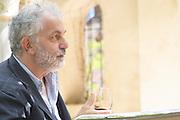 Marc Parcé Domaine de la Rectorie. Roussillon. Owner winemaker. France. Europe.