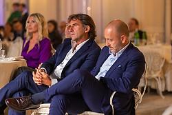GIOVANNI CARNEVALI E PIERO AUSILIO<br /> CALCIOMERCATO 2020 RIMINI<br /> RIMINI 01-09-2020<br /> FOTO FILIPPO RUBIN / MASTER GROUP SPORT