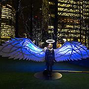 L'annuale edizione del festival delle luci a Canary Wharf, una mostra all'aperto di installazioni luminose. Angel of Freedom di Oge Collective<br /> <br /> The yearly edition of the lights festival in Canary Wharf, an open-air exhibition of light installations. Angel of Freedom by Oge Collective<br /> <br /> #6d, #photooftheday #picoftheday #bestoftheday #instadaily #instagood #follow #followme #nofilter #everydayuk #canon #buenavistaphoto #photojournalism #flaviogilardoni <br /> <br /> #london #uk #greaterlondon #londoncity #centrallondon #cityoflondon #londonuk #visitlondon<br /> <br /> #photo #photography #photooftheday #photos #photographer #photograph #photoofday #streetphoto #photonews #amazingphoto #dailyphoto #funnyphoto #goodphoto #myphoto #photoftheday #photogalleries #photojournalist #photolibrary #photoreportage #pressphoto #stockphoto #todaysphoto #urbanphoto