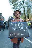 Devonte Hart-Portland Protest