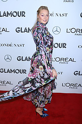 Iskra Lawrence attends the 2018 Glamour Women of the Year Awards at Spring Studios in New York