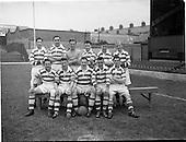 1954 - Glasheen v Homefarm, FAI Junior Cup Final