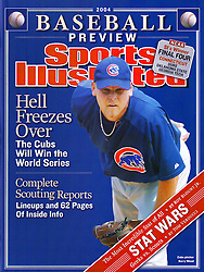 Kerry Wood, Sports Illustrated, 2004