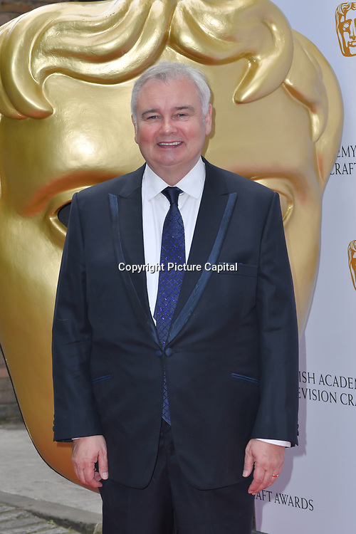Eamonn Holmes Arrivers at the British Academy Television Craft Awards on 28 April 2019, London, UK.