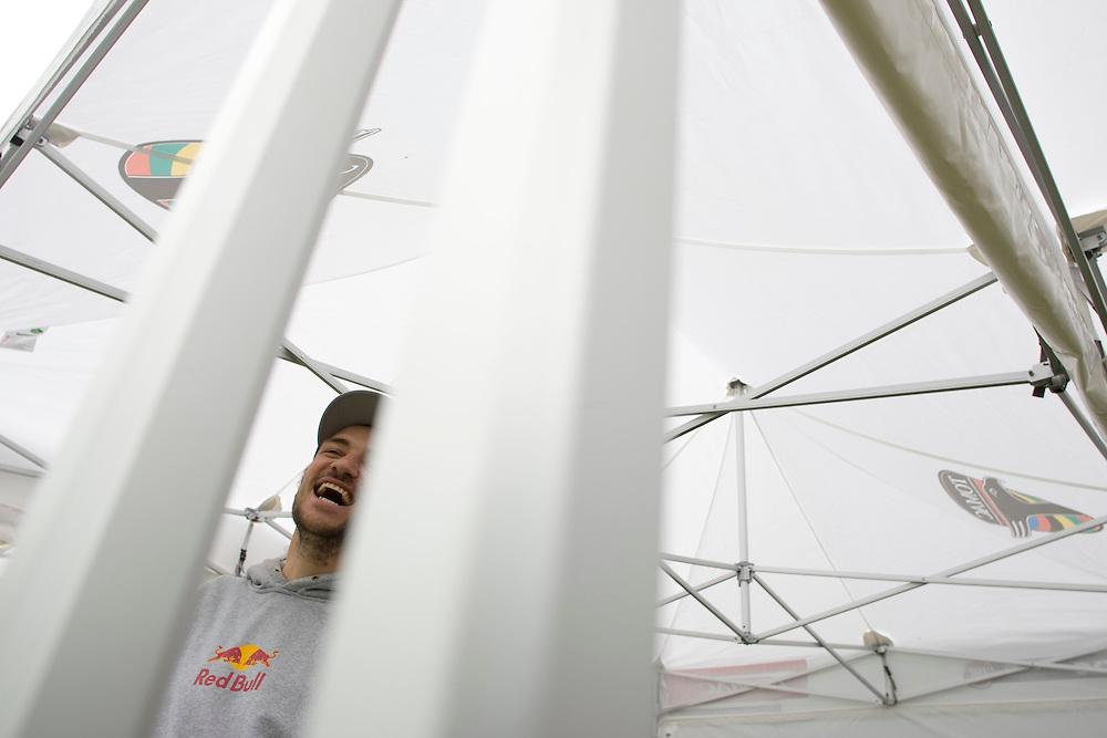Flims 14 june 2008 - Claudio Caluori At the Red Bull Trail Fox © Christophe Margot