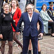 NLD/Den Haag/20180918 - Prinsjesdag 2018, Dion Graus en partner Sam van der Pol
