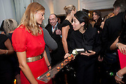 YASMIN LE BON, Georgina Chapman and Stephen Webster celebrate her guest designer collection for Garrard. Albermarle St. London. 4 November 2009