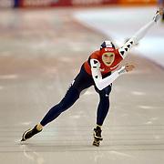 NLD/Heerenveen/20060121 - ISU WK Sprint 2006, Annette Gerritsen