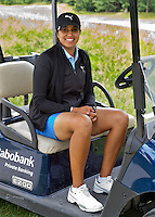 EEMNES -  Kiran Matharu bij Faldo serie op Golfclub de Goyer. COPYRIGHT KOEN SUYK