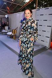Alice Temperley at the Glamour Women of The Year Awards 2017 in association with Next held in Berkeley Square Gardens, London England. 6 June 2017.