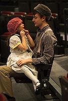 "Winnipesaukee Playhouse dress rehearsal for ""Big River"" February 13, 2013.  Karen Bobotas/for the Laconia Daily Sun"