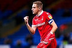 Michael Dawson of Nottingham Forest - Mandatory by-line: Robbie Stephenson/JMP - 24/10/2018 - FOOTBALL - University of Bolton Stadium - Bolton, England - Bolton Wanderers v Nottingham Forest - Sky Bet Championship