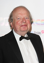 JOHN SERGEANT arrives for the Radio Academy Awards, London, United Kingdom. Monday, 12th May 2014. Picture by i-Images