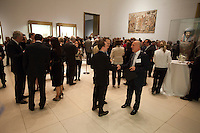 Reception for Portrait of Spain: Masterpieces from the Prado at the Museum of Fine Arts Houston.