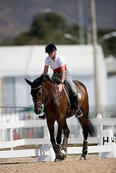 Donckers Karin, BEL, Fletcha van't Verahof<br /> Olympic Games Rio 2016<br /> © Hippo Foto - Dirk Caremans<br /> 04/08/16