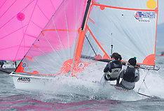 UK Youth National Sailing Championship 2018