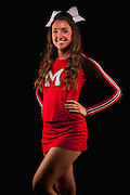 Marist High School 2015 Cheer Photography. Chicago, IL. Chris Pestel Photographer