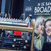 NLD//Amsterdam20160415 - Persdag toneelstuk In de Ban van Broadway,