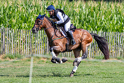 DAVIDSON JR. Bruce (USA), Carlevo<br /> Aachen - CHIO 2018<br /> CICO Teilprüfung Gelände Cross Country<br /> 21. Juli 2018<br /> © www.sportfotos-lafrentz.de/Stefan Lafrentz