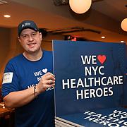 Hometown Heroes parade NYC 7/7/21