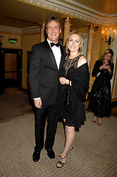 Actor STEPHEN TOMKINSON and ELAINE YOUNG at the Chain of Hope Ball held at The Dorchester, Park Lane, London on 4th February 2008.<br /><br />NON EXCLUSIVE - WORLD RIGHTS