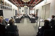 Nederland, Millingen, 18-10-2011Gemeeente Millingen a/d/ Rijn. Raadsvergadering in een kleine gemeente.Foto: Flip Franssen/Hollandse Hoogte