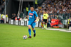 April 22, 2018 - Turin, Piedmont/Turin, Italy - Callejon durig the Serie A match Juventus FC vs Napoli. Napoli won 0-1 at Allianz Stadium, in Turin, Italy 22nd april 2018 (Credit Image: © Alberto Gandolfo/Pacific Press via ZUMA Wire)
