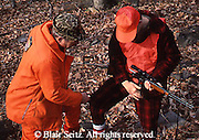 Outdoor recreation, Father and Son Deer Hunters, PA Deer Hunting, Central Pennsylvania Rifle Deer Hunters
