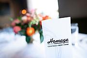 Homage restaurant, Minneapolis