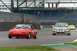 Adam Dengate pictured while competing in the 750 Motor Club's Birkett Six-Hour Relay. Picture taken at Silverstone on October 24, 2020 by 750 Motor Club photographer Jonathan Elsey