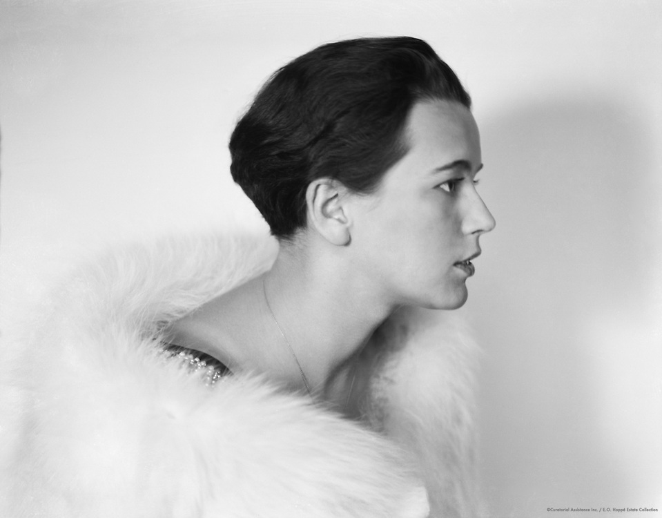 Hilde Maroff, actress, 1927