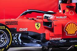 March 1, 2019 - Barcelona, Barcelona, Spain - Sebastian Vettel from Germany with 05 Scuderia Ferrari Mission Winnow SF90 in action during the Formula 1 2019 Pre-Season Tests at Circuit de Barcelona - Catalunya in Montmelo, Spain on March 1. (Credit Image: © Xavier Bonilla/NurPhoto via ZUMA Press)