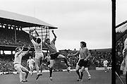 08.08.1971 Football All Ireland Junior Semi Final Mayo Vs Tyrone..Senior Team?...RESCAN