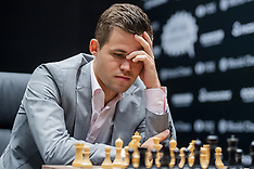 The FIDE World Chess Championship 2018 - 10 November 2018