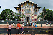 Ville de Fort-De-France city, Martinique island, France