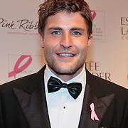 NLD/Amsterdam/20110929 - Inloop Estee Lauder Pink Ribbon Award Gala 2011 in de Beurs van Berlage, Koert Jan d Bruijn
