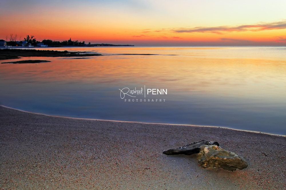 Seascape, fine art photography in the Bahamas. Waves water, beaches and sunsets